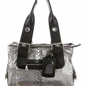 Python Chloé Handbags